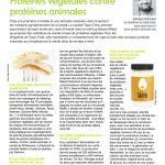 article 1 1 150x150 - Article Food Magazine : protéines végétales contre protéines animales