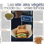 CuisineActuelle 1 150x150 - Participation à l'article sur les steaks végétaux pour Cuisine Actuelle