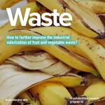 """TFO Affiche 1 150x150 - Appel à candidature """"The Future Of Waste"""" sur le thème de la valorisation des déchets végétaux - SoScience et Diana Group"""