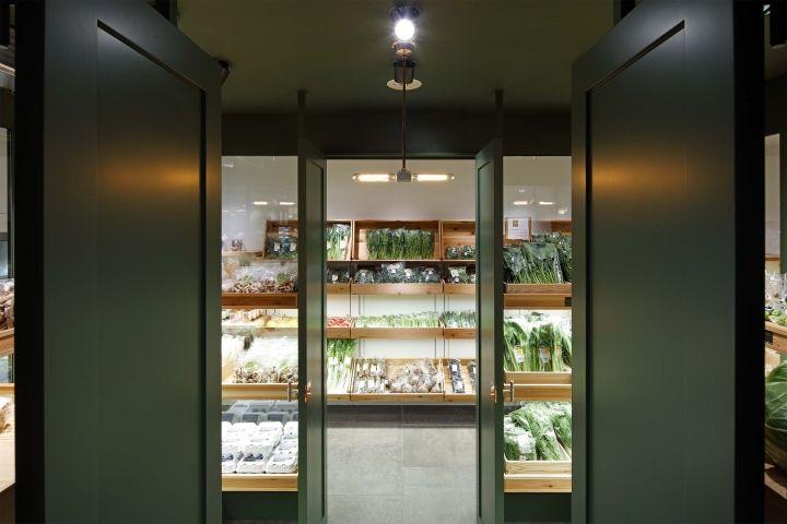 380100 4 800 - Yaoyasuika ouvre son deuxième magasin dédié aux légumes