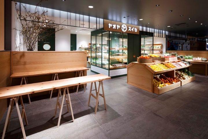 380100 9 800 - Yaoyasuika ouvre son deuxième magasin dédié aux légumes