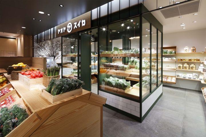 vegetable store - Yaoyasuika ouvre son deuxième magasin dédié aux légumes
