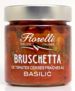 3760077536655 Bruschetta de tomates cerises au basilic 190 gr 2 247x300 - Interview de Roberto Mengozzi fondateur d'Ital Passion