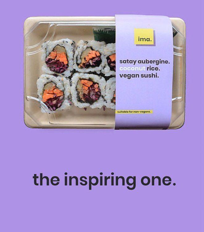 380783 5 800 - Des sushis avec du saumon à base de plantes