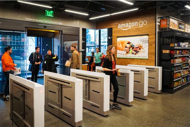 Amazon go 2 - Amazon déploie ses magasins sans caisse Amazon Go