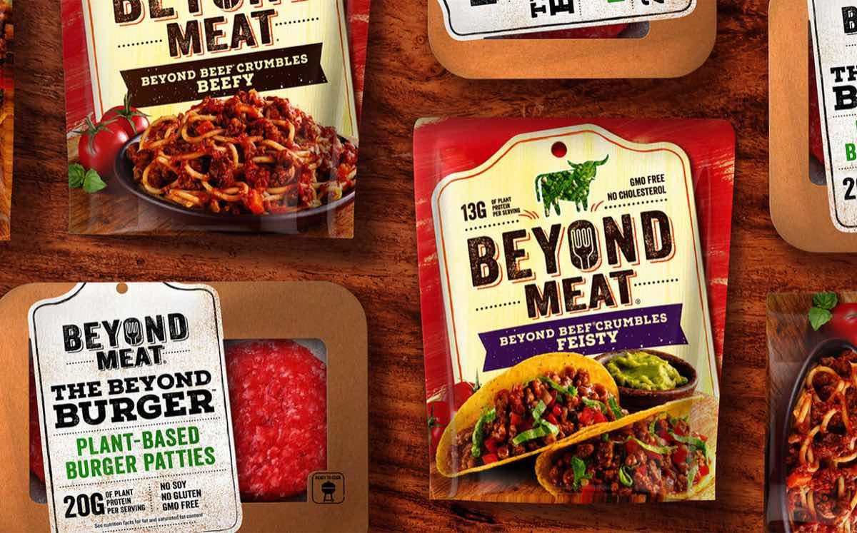 BeyondMeat PR TopDownjpg low - La marque de viandes végétales, Beyond Meat, passe à la vitesse supérieure
