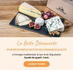 PUSH decouverte 150x150 - La boîte du fromager : le plaisir du meilleur des fromages