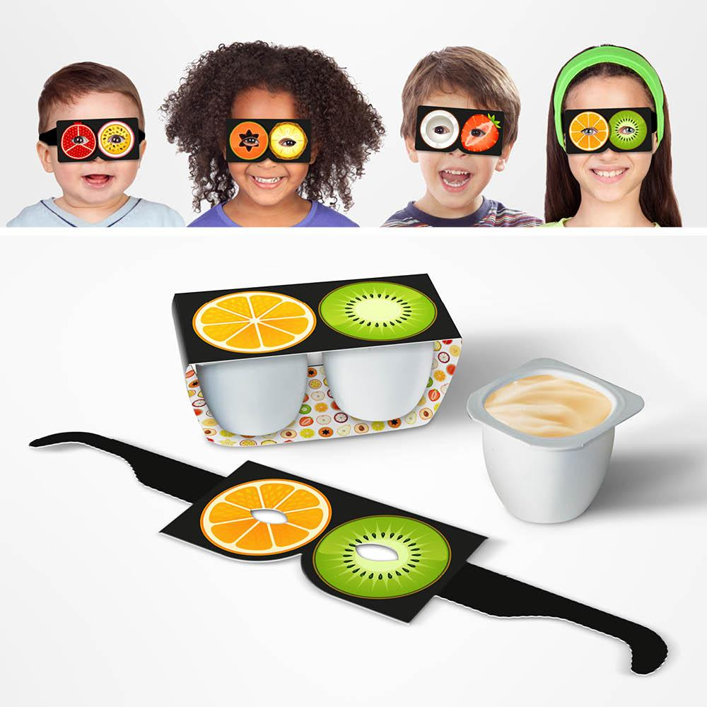 "aad4 - Innovation packaging : ""Fruit Glasses"" (Suède)"