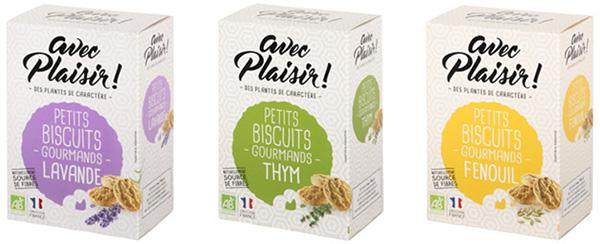 biscuits lavande thym fenouil avac plaisir - La chicorée Leroux sort de sa zone de confort