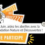 bouton info FDB 25 150x150 - Faites du Bruizzz pour la protection des abeilles françaises