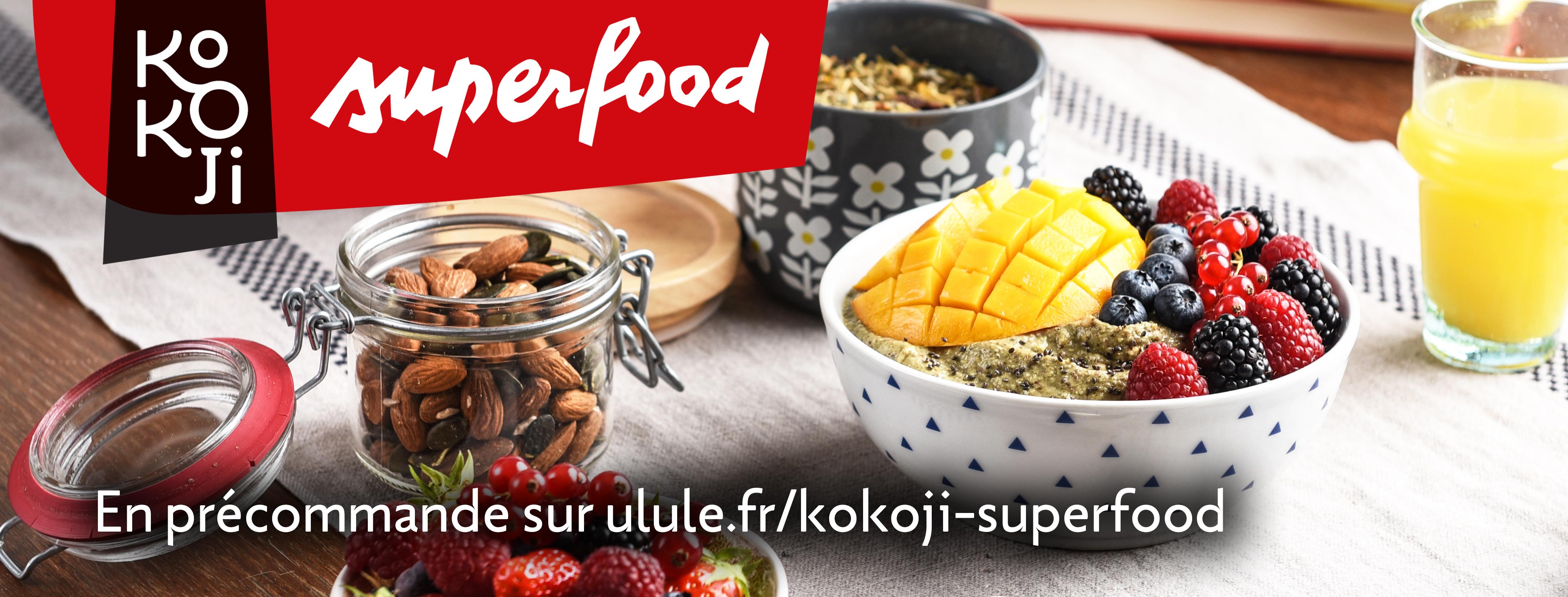 cbhfcbikoamchjfk - Kokoji lance sa gamme de porridges aux superaliments français