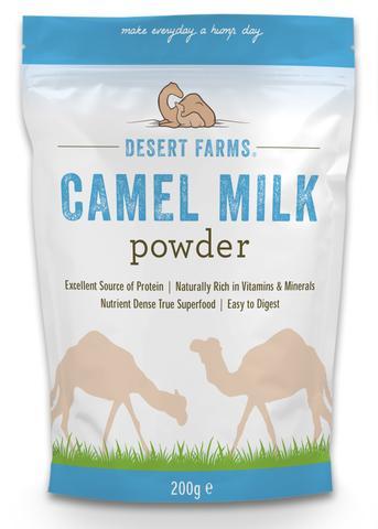 front large - Le lait de chamelle pour pallier aux allergies