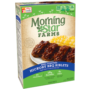 kicproductimage 127265 hickory bbq riblets - Le barbecue devient végan