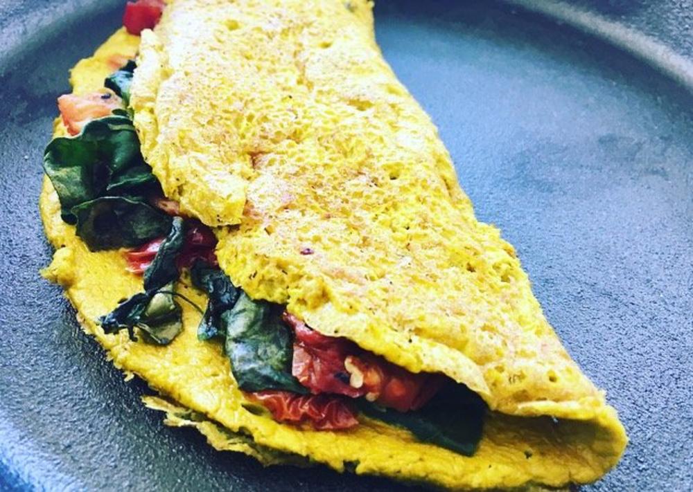 2 - Comment faire une omelette sans oeuf ?