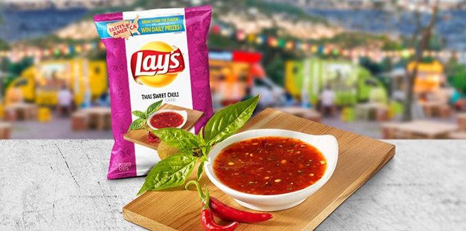 384786 3 800 - Lay's propose des saveurs inspirées de recettes régionales américaines