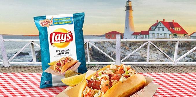 384786 5 800 - Lay's propose des saveurs inspirées de recettes régionales américaines