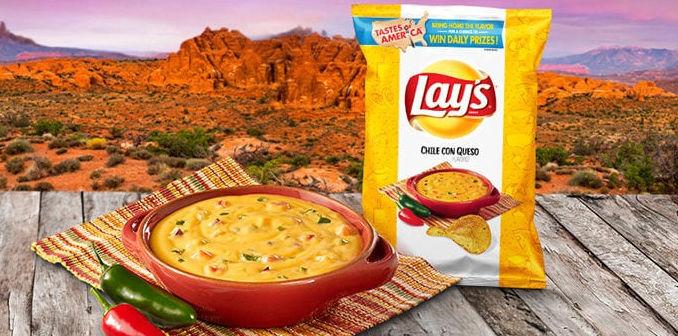 384786 8 800 - Lay's propose des saveurs inspirées de recettes régionales américaines