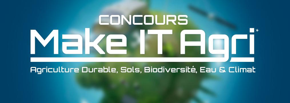 Capture d'écran 2018 07 02 à 09.46.07 - Concours Make It Agri : agriculture durable, sols, biodiversité, eau et climat