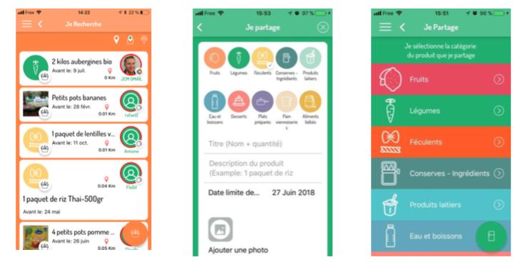 Capture d'écran 2018 07 14 à 18.59.39 - HopHopFood, l'application de dons alimentaires entre particuliers