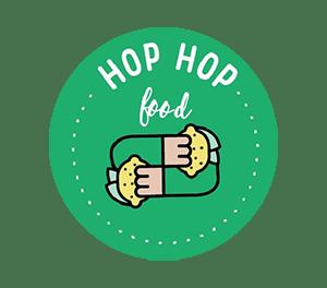 Logo rond 300250 - HopHopFood, l'application de dons alimentaires entre particuliers