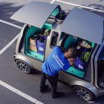 kroger meet nuro clicklist associate 150x150 - Kroger livre ses clients avec des véhicules autonomes
