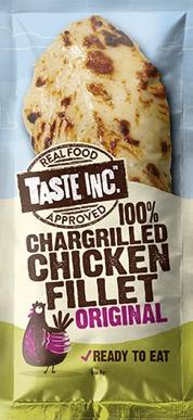 1 1 - Des sachets de poulet pour le sac à dos