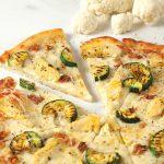 1 150x150 - Une pâte de pizza à base de chou-fleur pour les canadiens