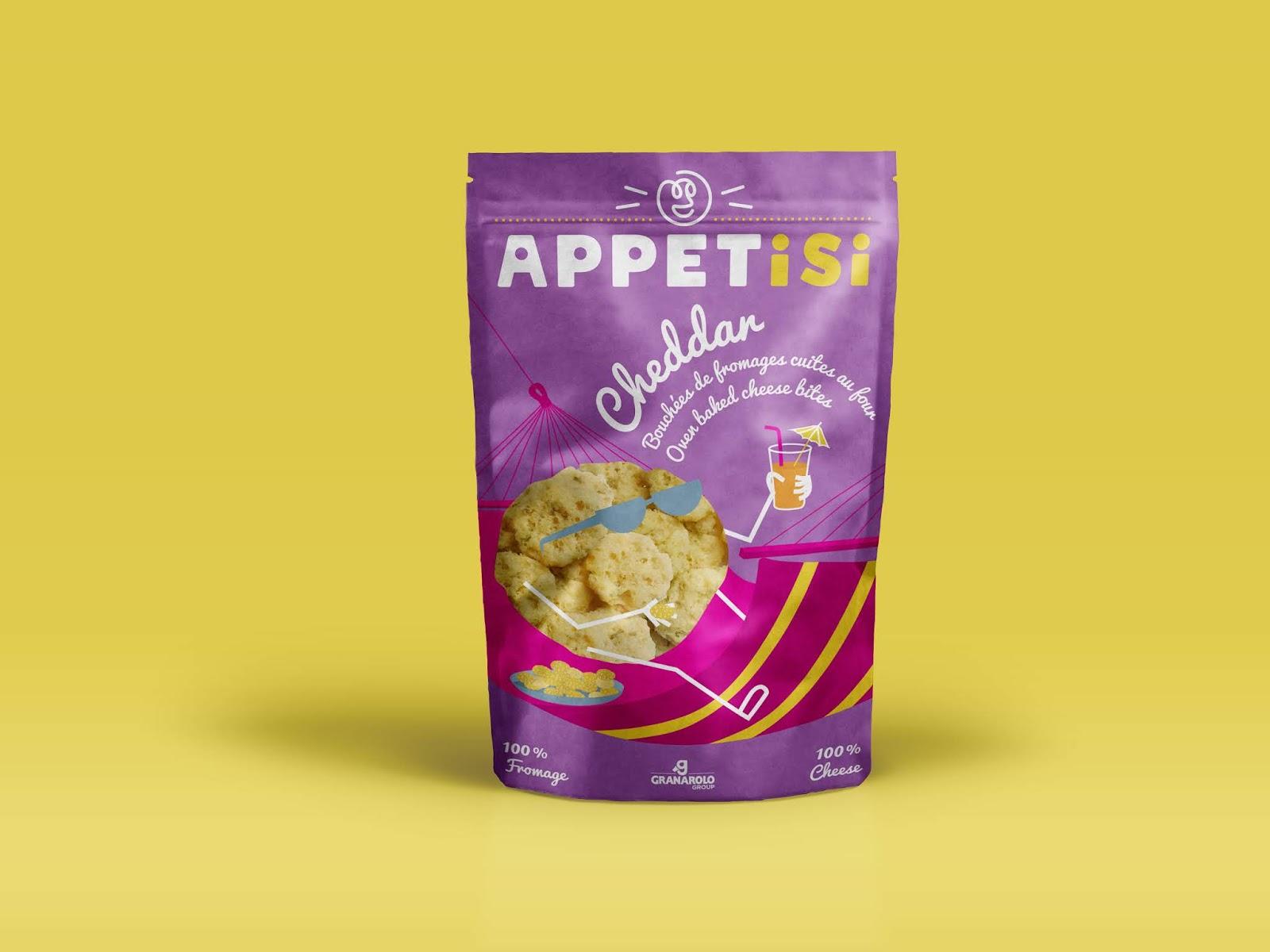 10Appetisi project - APPETiSi, des cubes de fromages design