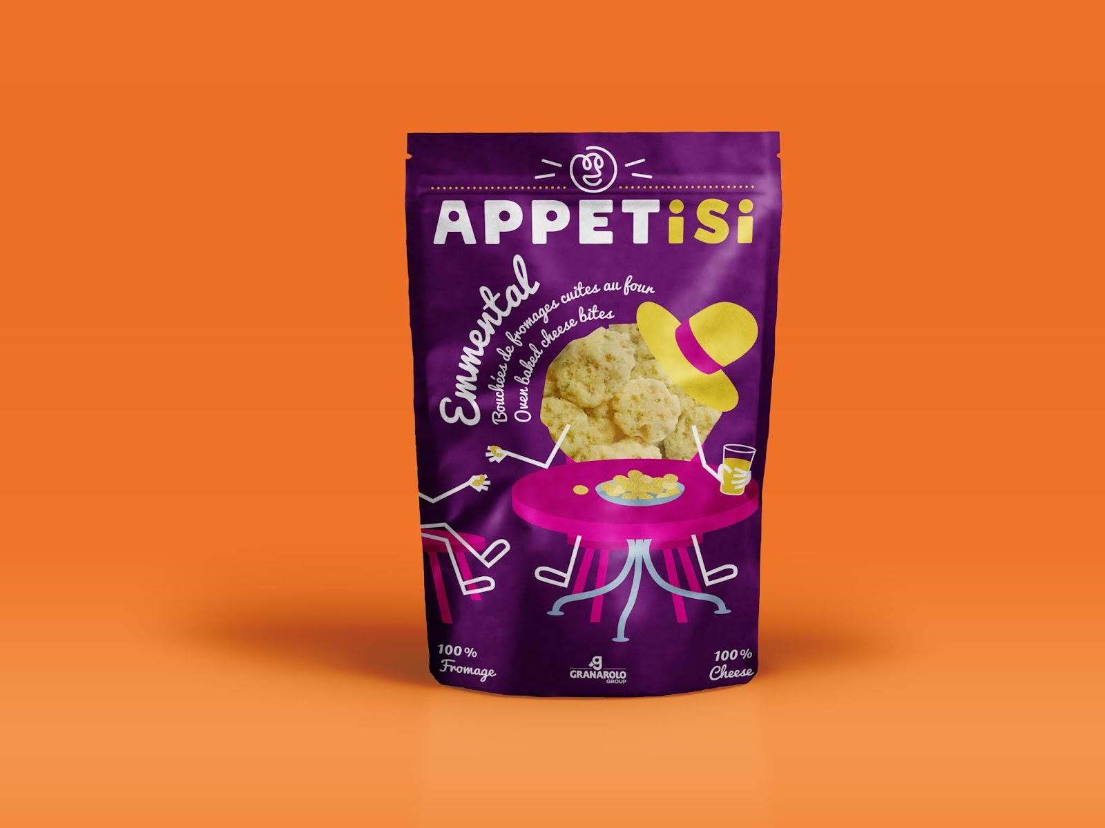 12Appetisi project - APPETiSi, des cubes de fromages design