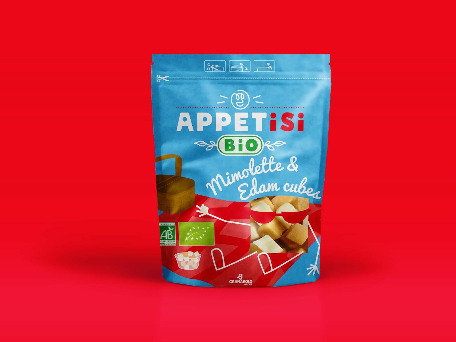 1Appetisi project - APPETiSi, des cubes de fromages design