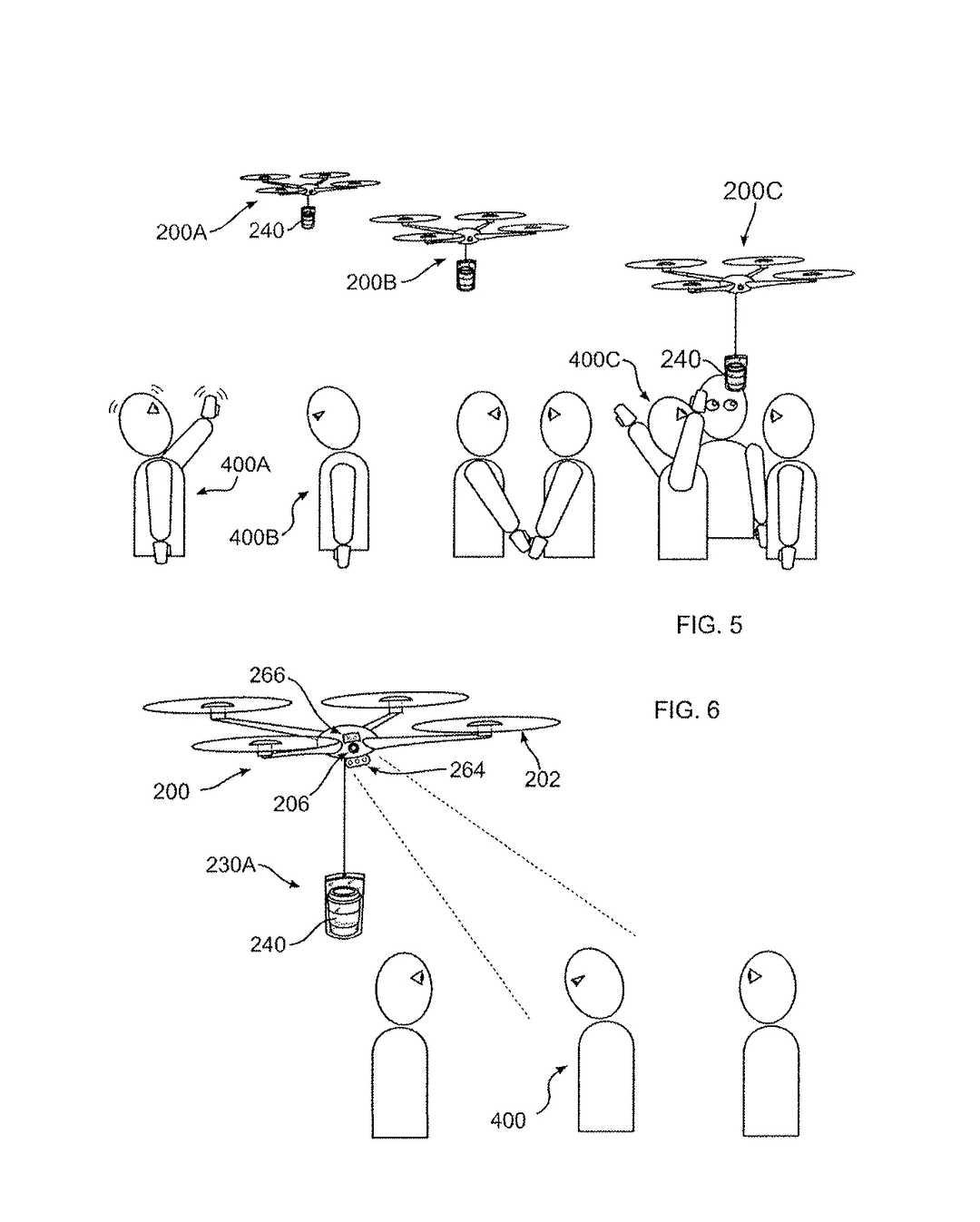 476cdc1c 8f90 4f6f a6ad 2aa75318392f 0605 001 - Le drone qui vous sert un café quand vous en avez besoin !