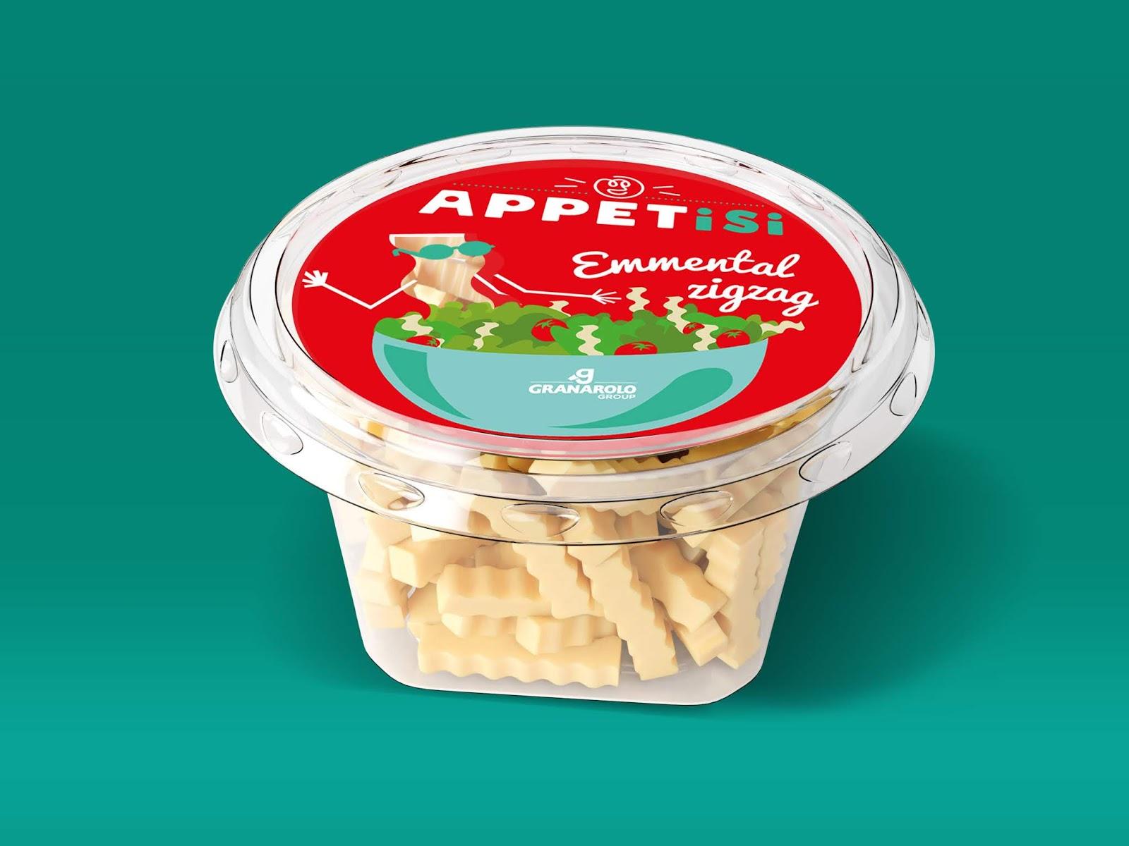 8Appetisi project - APPETiSi, des cubes de fromages design