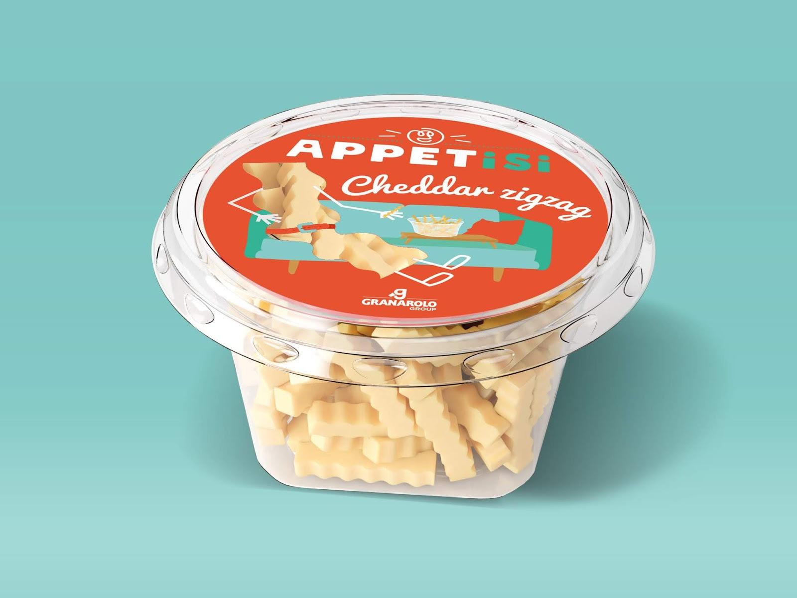 9Appetisi project - APPETiSi, des cubes de fromages design