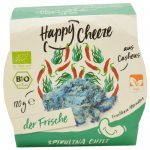 Fresh Cheese Alternative from Cashews with Spirulina Chilli 150x150 - Happy Cheeze, un fromage végan bleu