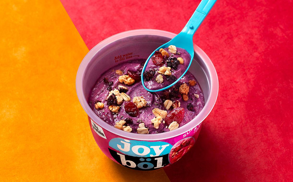 Joybol 2 - Kellogg's cible les millénials avec ses bols de smoothie Joyböl