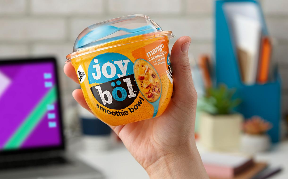 Joybol - Kellogg's cible les millénials avec ses bols de smoothie Joyböl