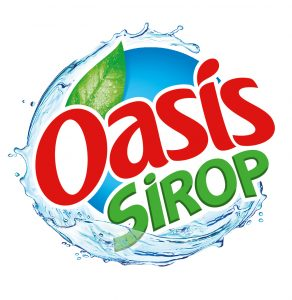 Logo oasis sirop RVB 292x300 - Oasis lance sa première gamme de sirops