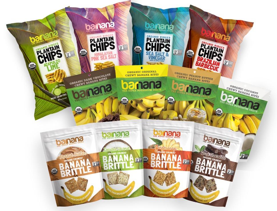 Sans titre - Une collation à base de bananes bio et recyclées