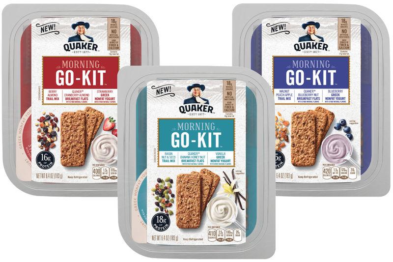 """breakfast kit - Un kit petit déjeuner """"trois en un"""""""