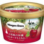 fairy tale inspired ice cream 150x150 - Häagen-Dazs célèbre les contes de fées au Japon
