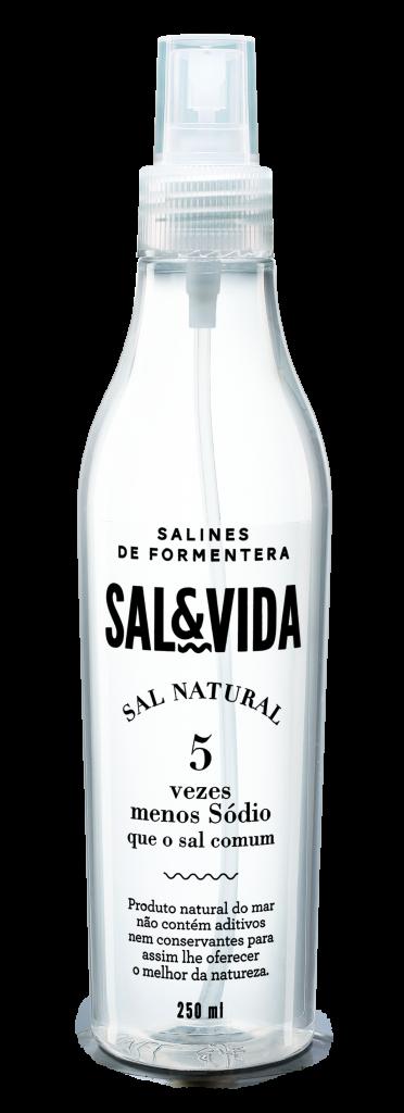 garrafa SV 372x1024 - Le sel liquide pour des nuages salés sur les plats