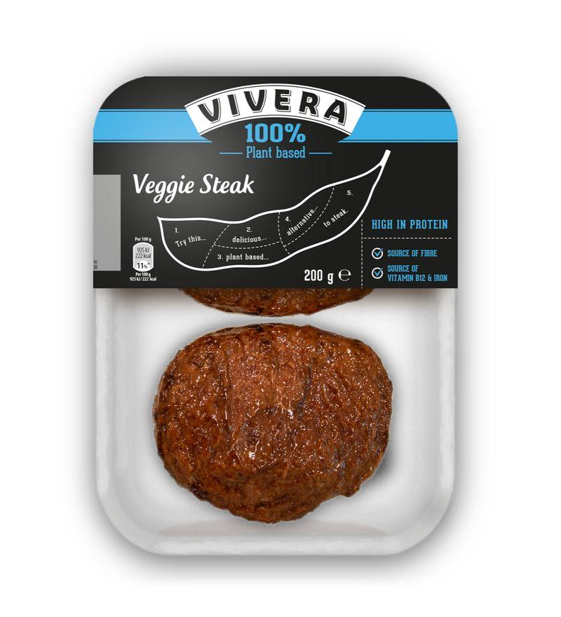 plantbased steak - Un nouveau steak végétal chez Tesco