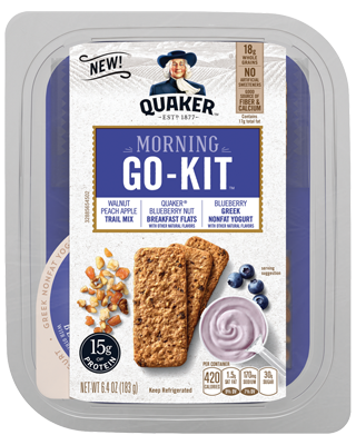 "qodotcom morninggokit 320x400  blueberry nut - Un kit petit déjeuner ""trois en un"""
