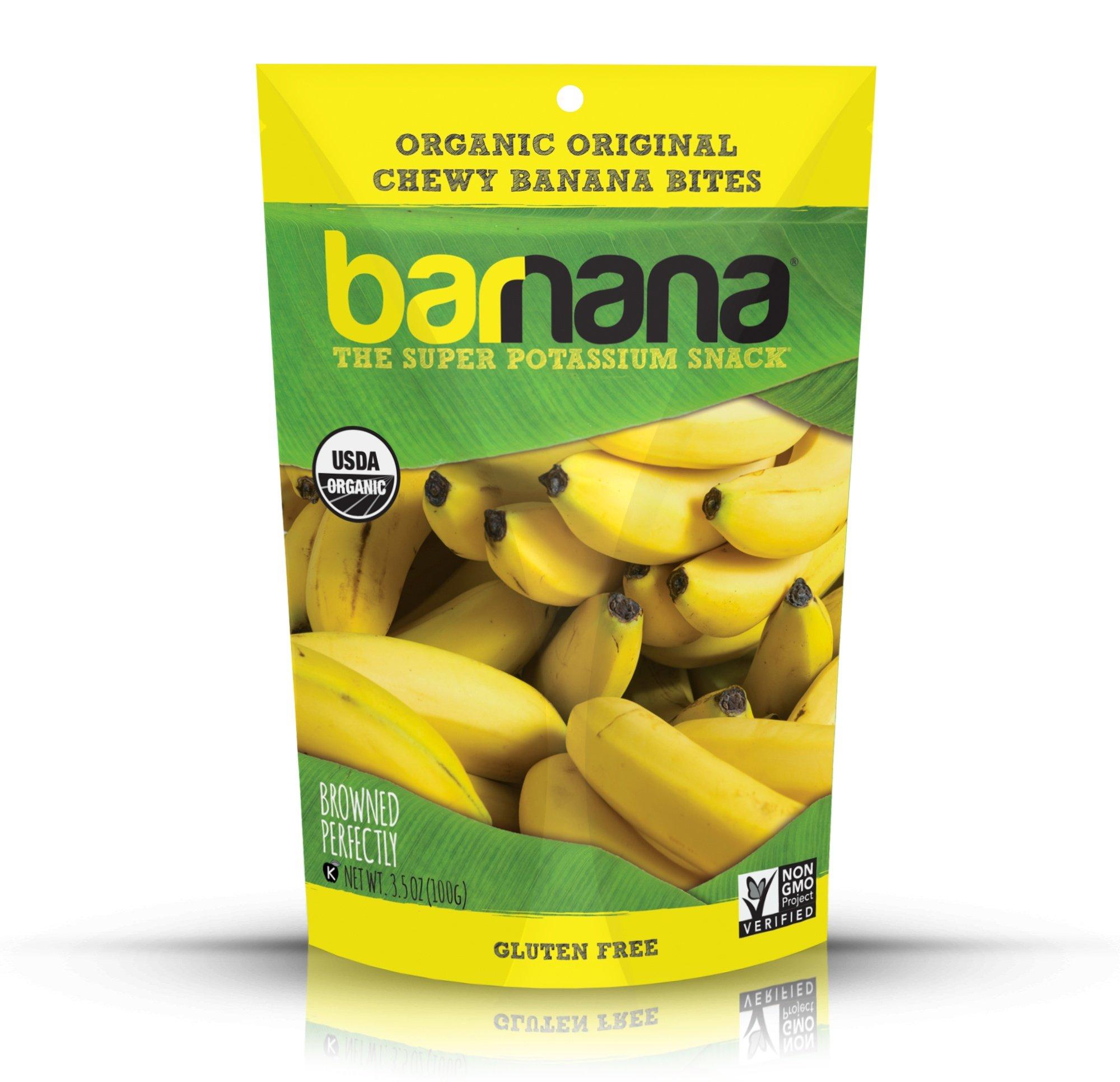 snacks organic original 1 - Une collation à base de bananes bio et recyclées