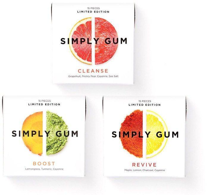 388359 4 800 - Des chewing-gum aux effets fonctionnels