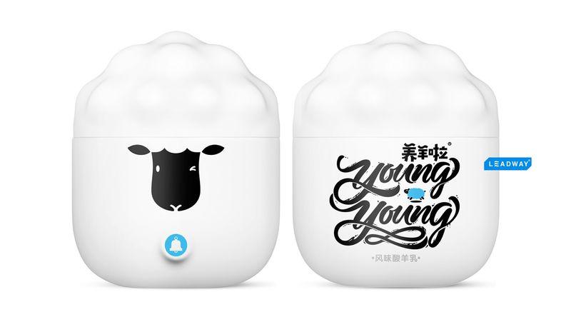 388762 2 800 - Un emballage original pour les yaourts