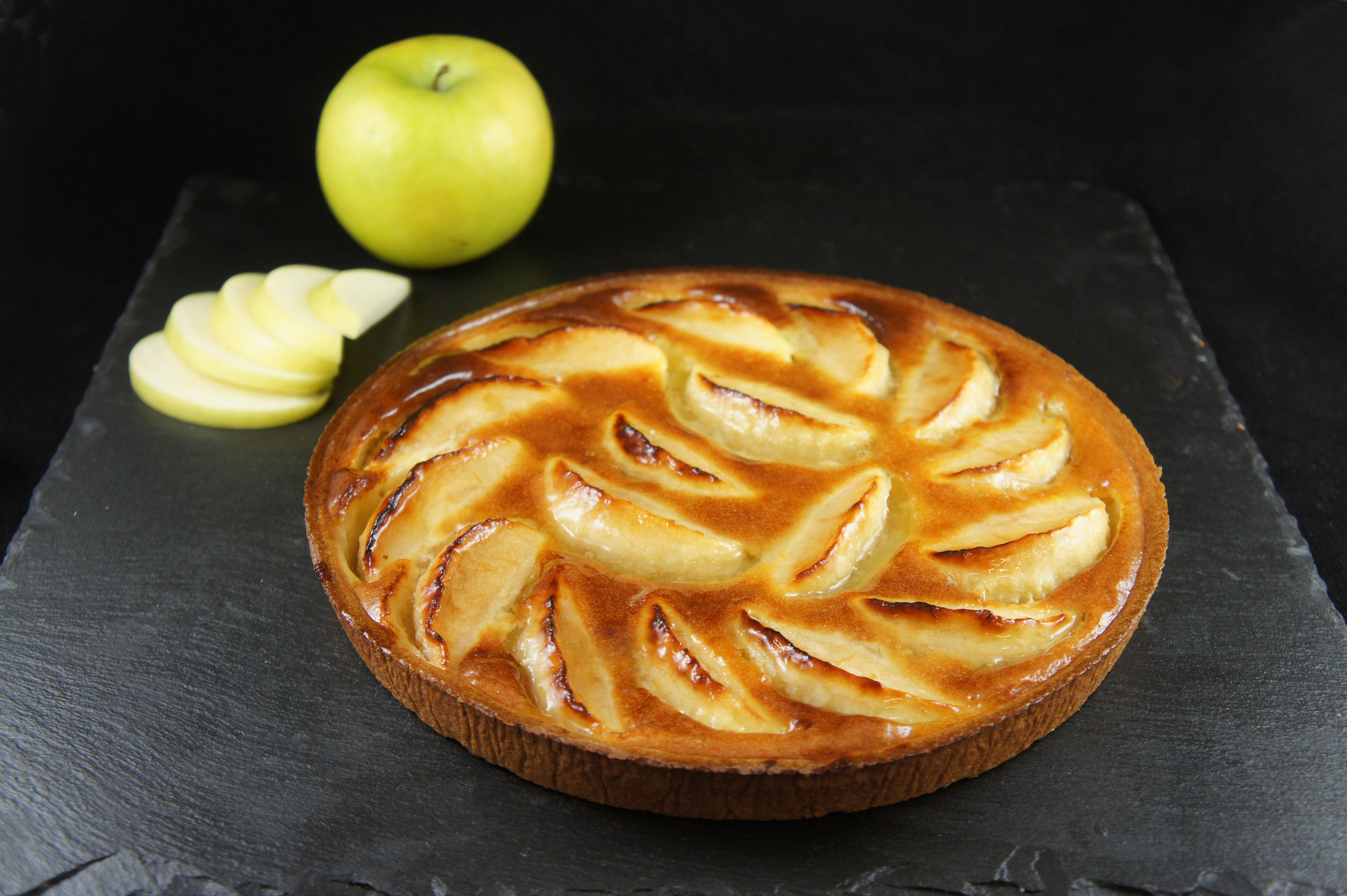 Foucteau Pomone Tarte Pommes Normande - Le Palmarès 2018 des Grés d'Or de la FEEF