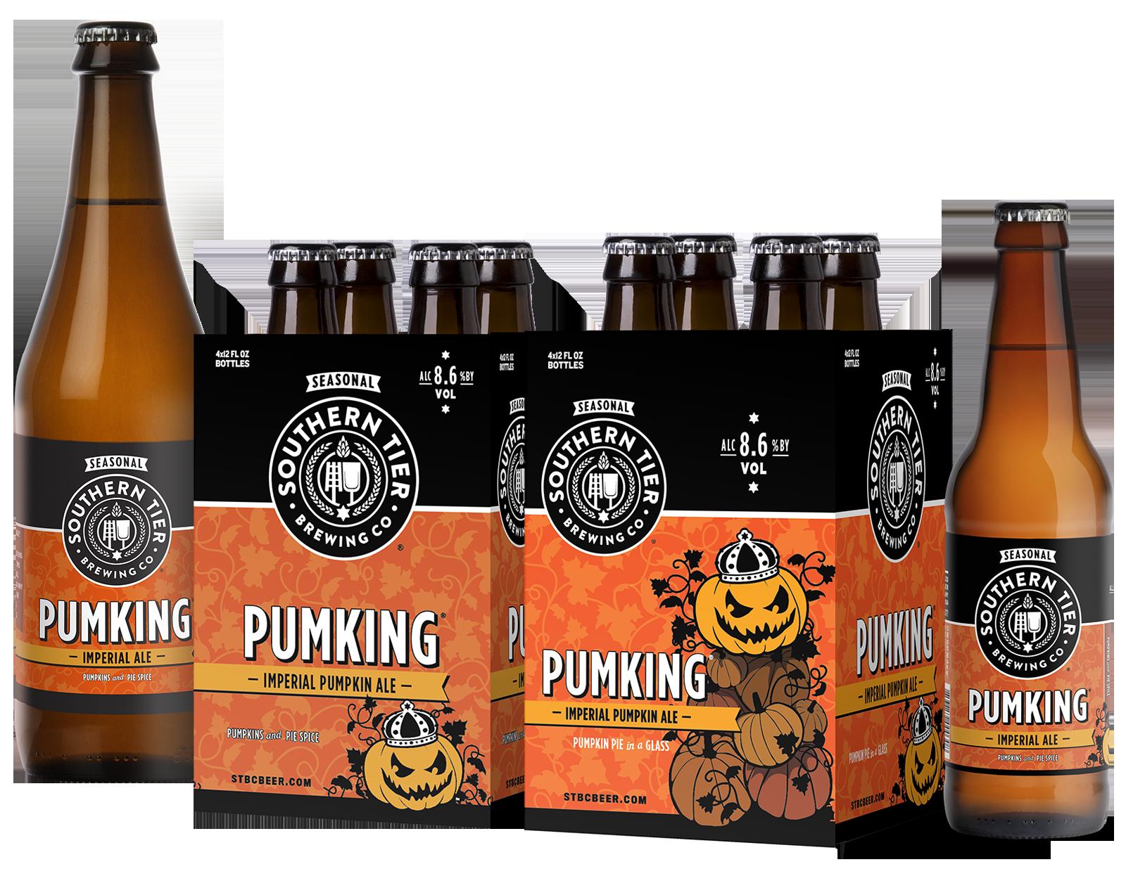 PumkingPackagingAssortment - De la bière à la citrouille