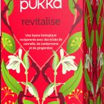 Revitalise 150x150 - Pukka Herbs dévoile sa sélection de thés et infusions pour Noël