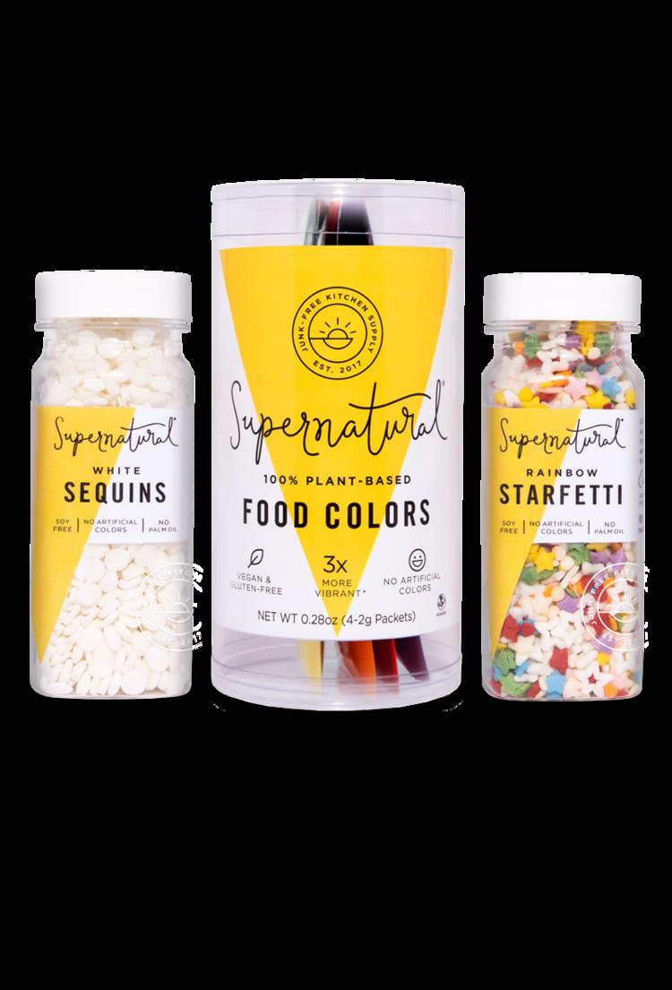 Supernatural Kit 1copy - Les 6 nouvelles start-up alimentaires de l'incubateur Chobani
